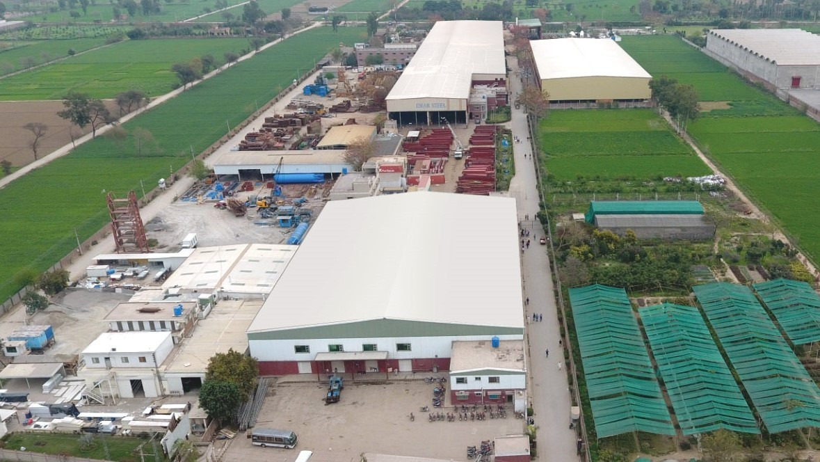 Factory Birdview